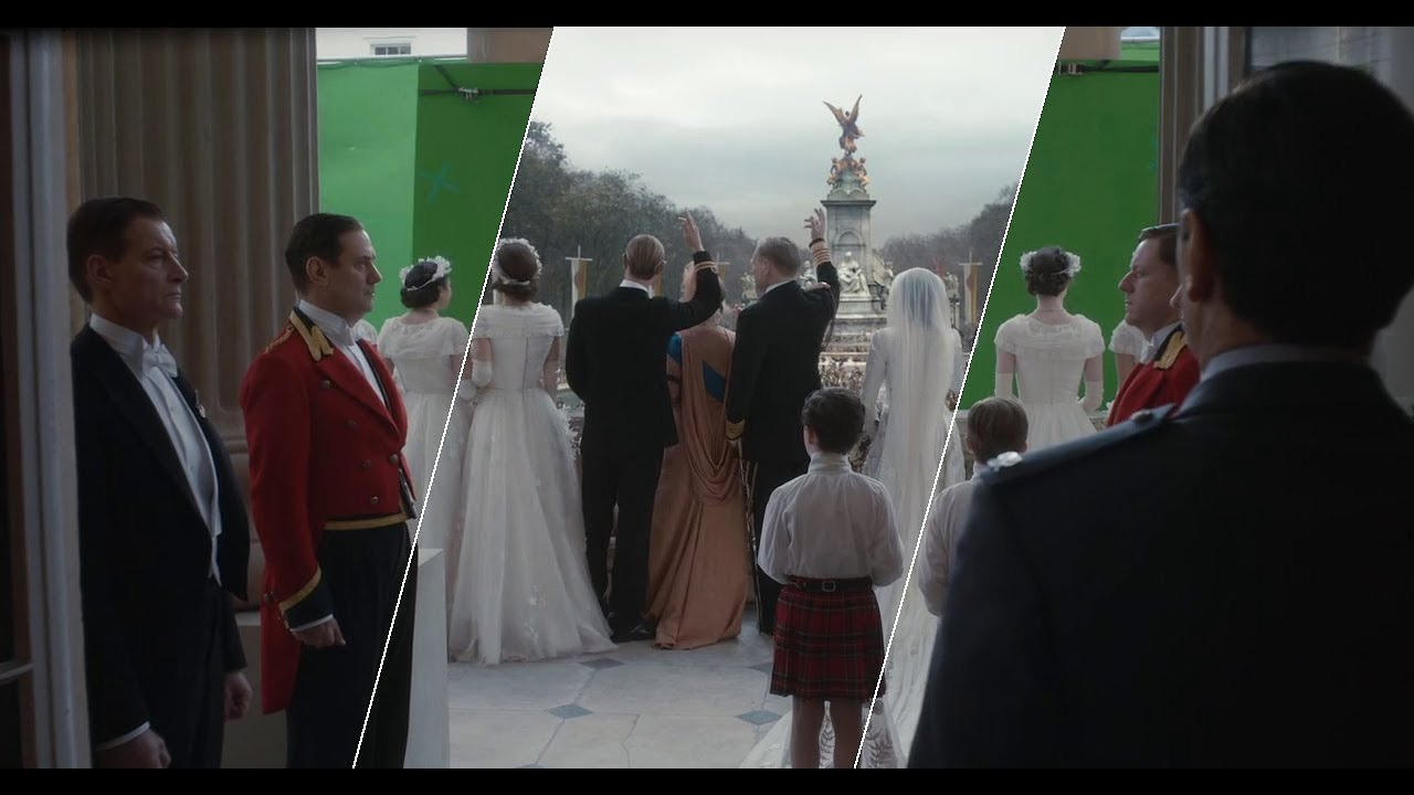 By YouTube OF Breakdown ONE The VFX Crown US -