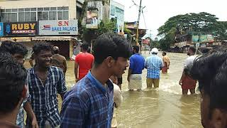 Kerala flood 2018 in pandalam town