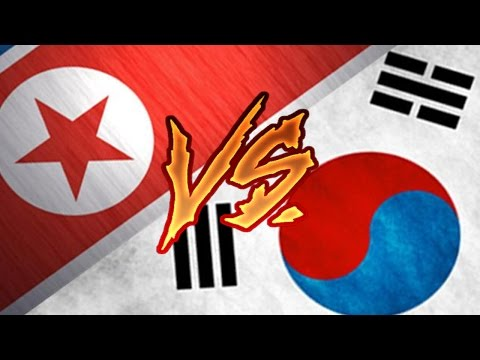 North\South Korea Standoff 2015