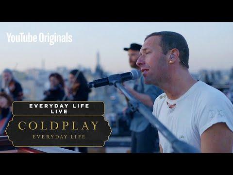 Coldplay - Everyday Life (Live In Jordan)