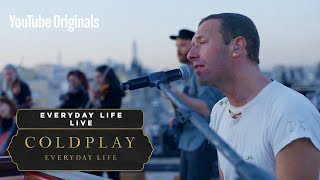 Coldplay - Everyday Life (Live In Jordan)