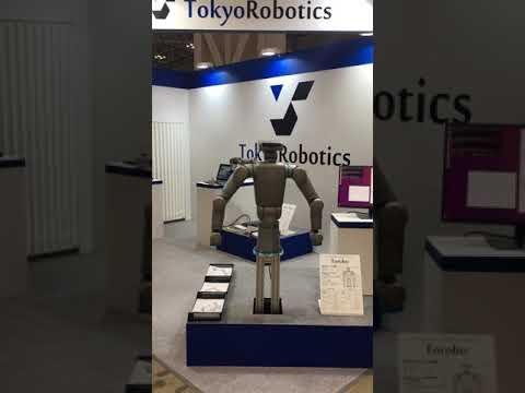 [Tokyo Robotics] Torobo demo at iREX2017