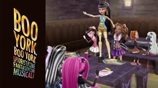Straszyciółki Boo Yorku | Monster High