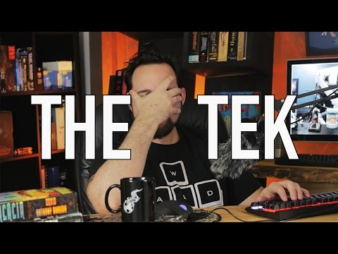 The Tek 0164: Wallow In Our Unprofessionalism