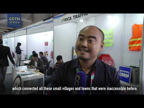 Chinese firms flock to Nairobi for industrialization trade show