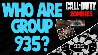 Who Are Group 935? : Members, Inventions and 115 (Call of Duty Zombies Storyline)