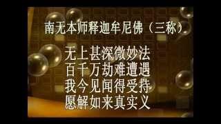普贤十大愿 万晴法师 唱诵.flv