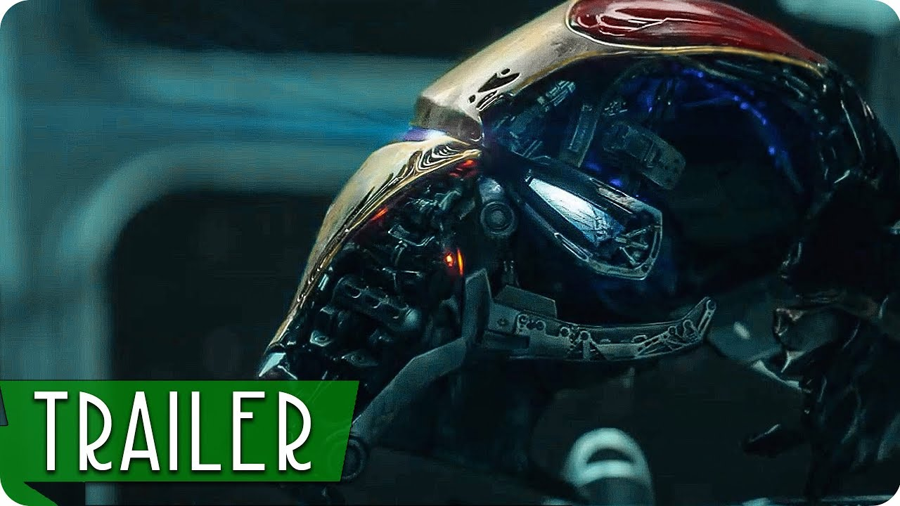 Avengers 4 Trailer Deutsch