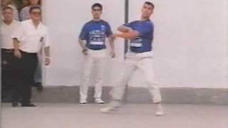 pelota a mano.PILOTA VALENCIANA(GENOVES- ALVARO) FINAL 1995 (PARTE 2) thumbnail