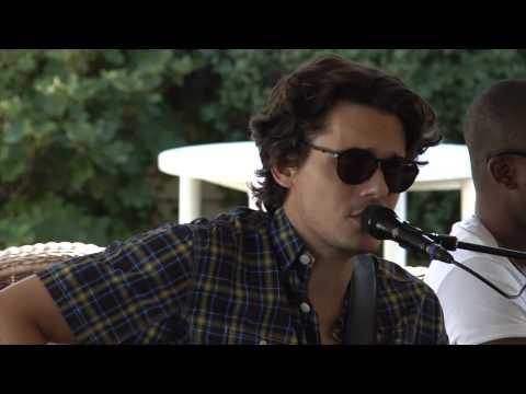 "John Mayer - ""Who Says"" Live Acoustic (Excellent Quality)"