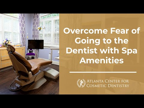 Atlanta Center for Cosmetic Dentistry featured on Fox 5: Dental Spa Addresses Dental Fears