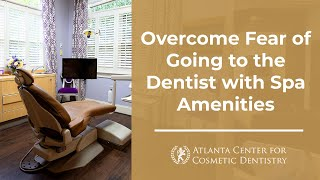 Atlanta Center for Cosmetic Dentistry featured on Fox 5: Dental Spa Addresses Dental Fears Thumbnail