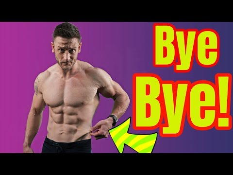 8 Techniques to Abolish Love Handles