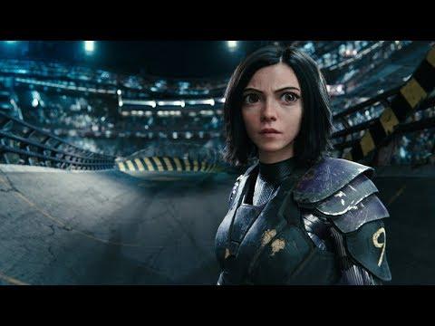 「銃夢」ハリウッド実写版「アリータ:バトル・エンジェル」予告編が公開 「モーターボール」のシーンも