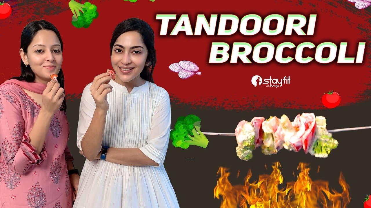 WEIGHT WATCHERS – Healthy Meal Plans: Tandoori Broccoli | Ramya