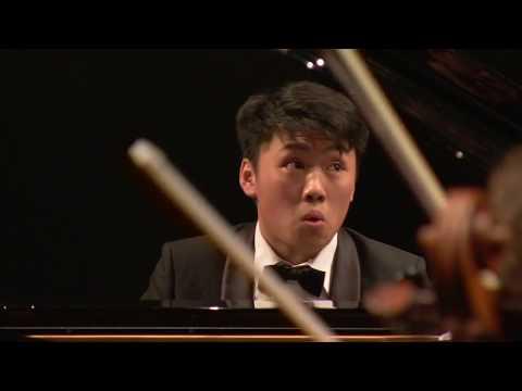 Verbier Festival 2016 - George Li Joshua Bell
