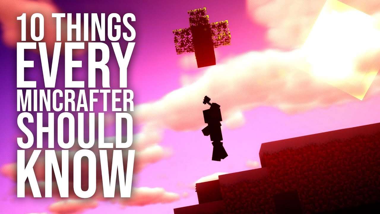 10 Hidden Tips You Need To Know in Minecraft