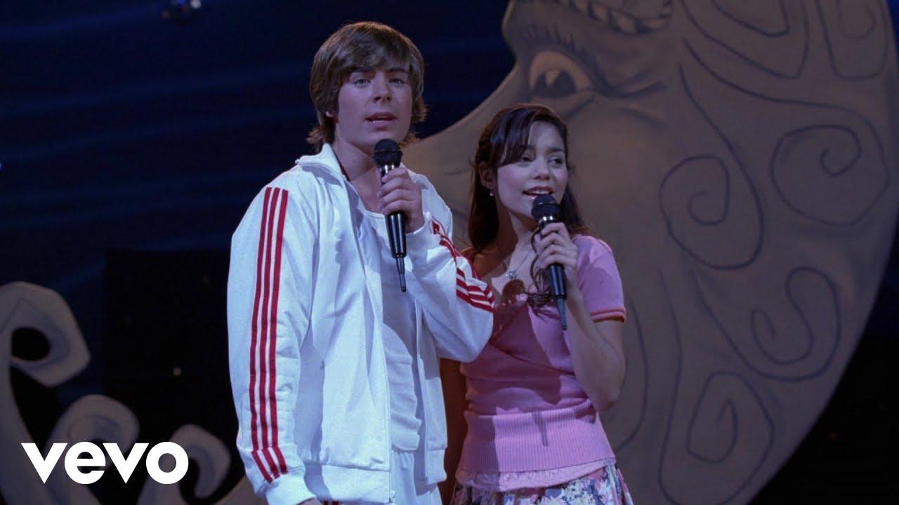"Troy, Gabriella - Breaking Free (From ""High School Musical"")"