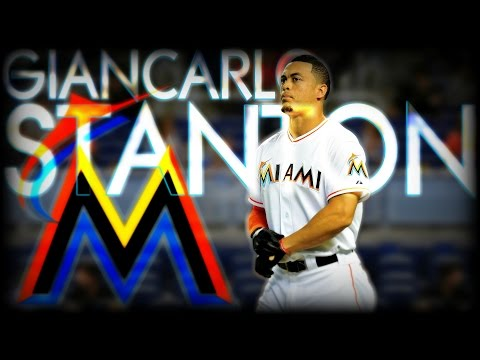 Giancarlo Stanton | 2014 Flashback Highlights ᴴᴰ