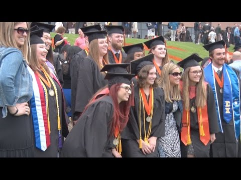 RIT Commencement 2017 - Academic Convocation