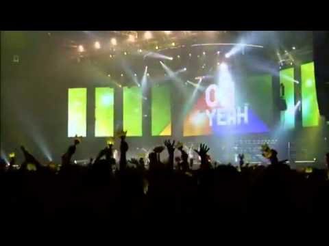 Big Bang Love & Hope Tour 2011 - GD & TOP Oh Yeah! mp3