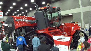 アメリカ農業機械展示会 2016 Louisville ケンタッキー Agricultural machinery exhibition Kentucky USA