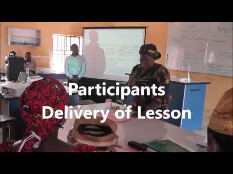 School Mentoring, FCT SUBEB Abuja Schools by The British School of Outdoor Education