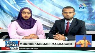 HIVI SASA: NTV Jioni na Harith Salim na Nuru AbdulAziz