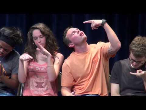 Richard Barker - The Incredible Hypnotist - Cape Fear Community College