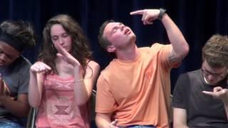 richard barker the incredible hypnotist cape fear community college