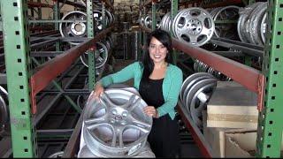 Factory Original Mazda Rims & OEM Mazda Wheels – OriginalWheel.com