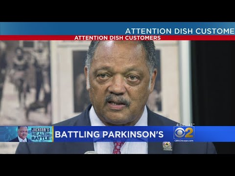 Rev. Jesse Jackson Battling Parkinson