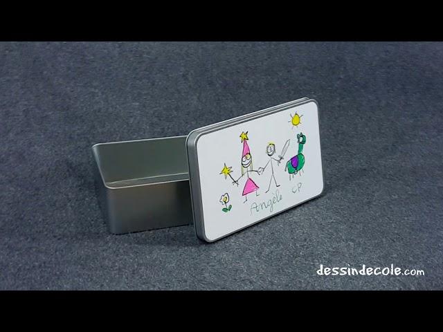 Boîte en métal [13.00€]