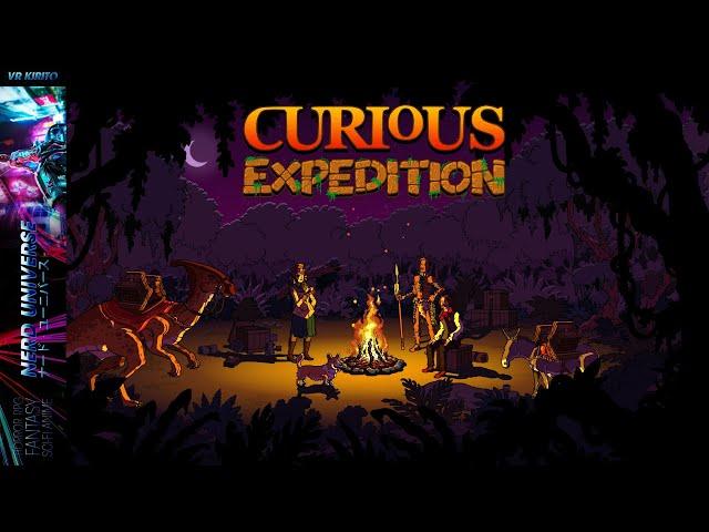 Curious Expedition - Auf Entdeckungsreise - Release Gameplay ☫ PS4 Pro [Deutsch] Indie-Check
