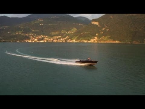 Inside Riva, Italy's Most Famous Shipmaker