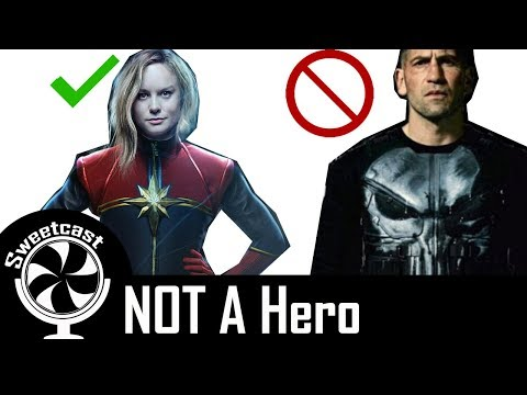 Marvel Comics Does NOT Want You To Think The Punisher Is A Hero.