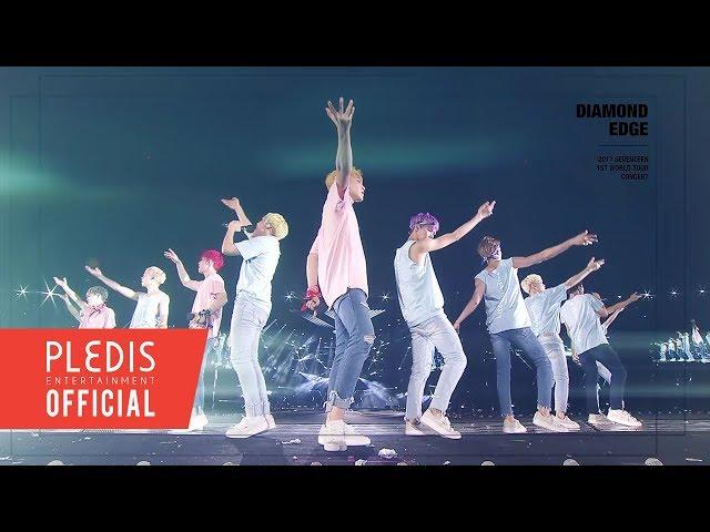[TEASER] '2017 SEVENTEEN 1ST WORLD TOUR CONCERT DIAMOND EDGE' DVD