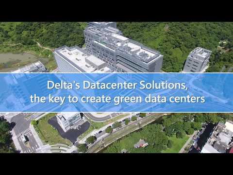 Delta's Datacenter Solution for Taiwan's Top Academic Technology Research Campus