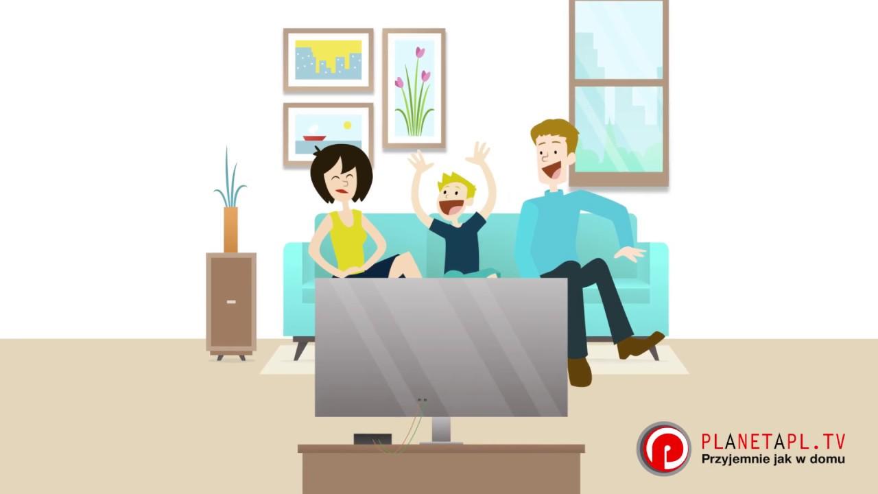 ???????? Polską telewizję online za granicą I Рlаnеtа PL I 3 dni Online TV za darmo