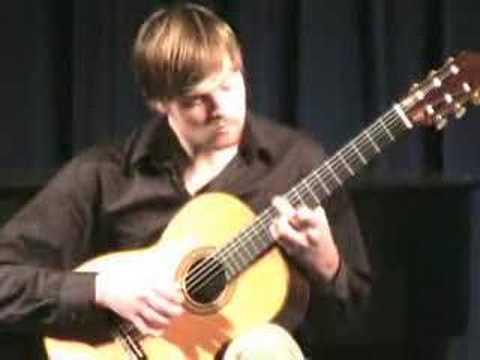 Classical Guitar Recital - Brian White - Oleg Kise...