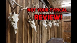 SKULL MOUNT REVIEW (Not Your Typical Skull Hanger Review!)