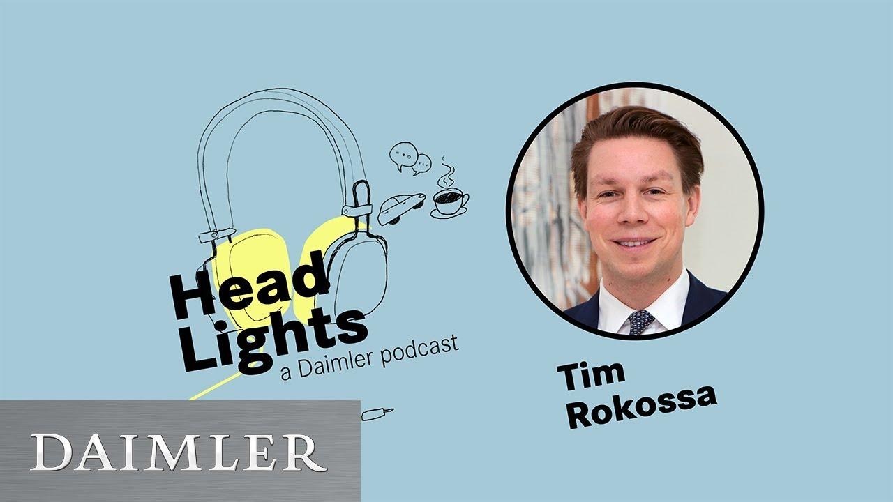 Podcast Headlights Special Was Erwartet Der Kapitalmarkt Von Daimler Tim Rokossa Youtube