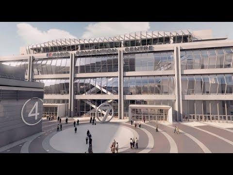Projet Paris Convention Centre