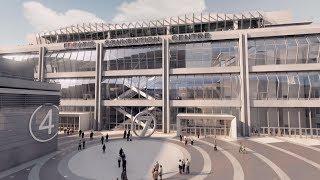 PARIS CONVENTION CENTRE : Le Projet