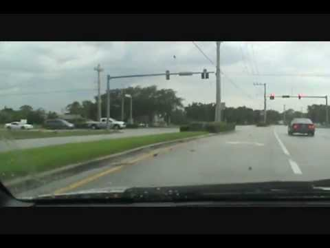 Tornado in Port St. Lucie Florida 5/28/2012 Lyngate Park