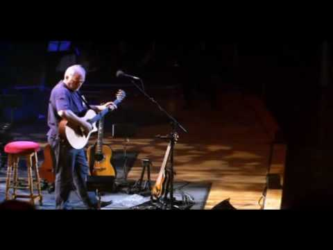 David Gilmour-shine on you crazy diamond...