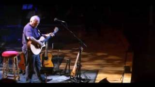 Скачать David Gilmour Shine On You Crazy Diamond Live Acoustic