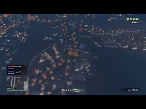 """GTA ONLINE NEW EPIC ADVERSARY MODE """"DAWN RAID"""" DOUBLE MONEY AND RP"""