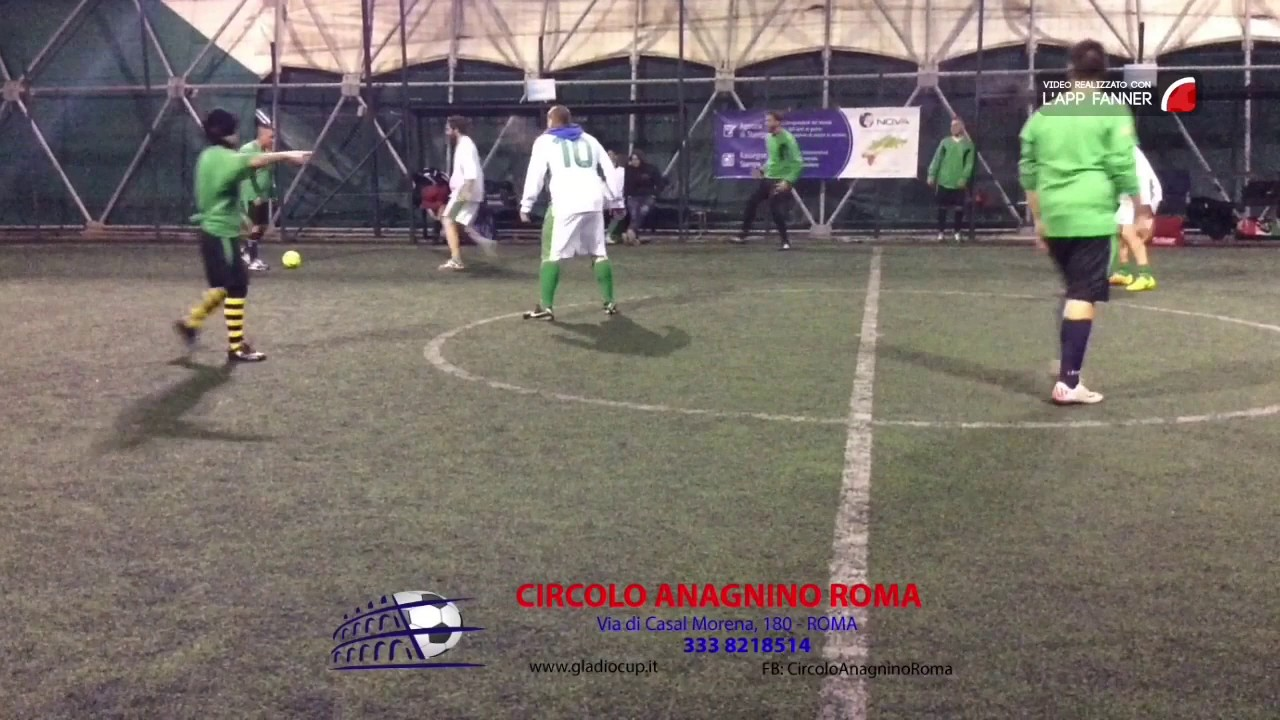 IBIZA CUP, NEW TEAM ANAGNINO - IMPERO  8 - 5