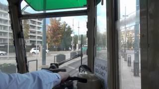 Ancien tram de Genève 2 : composition 729 + 308